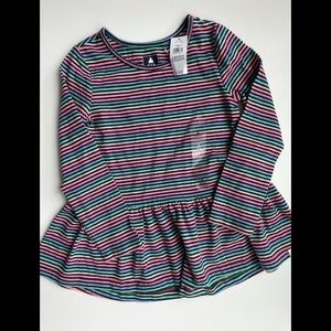 5/40 Deal ! Gap multi colour long sleeve top